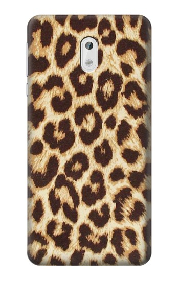 Printed Leopard Pattern Graphic Printed HTC Desire 500 Case