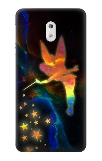 Printed Tinkerbell Magic Sparkle HTC Desire 500 Case