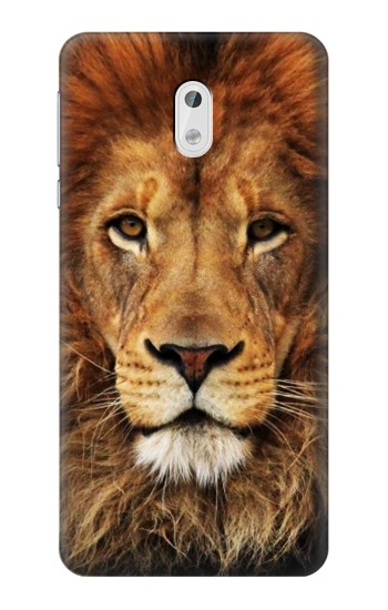 Printed Lion King of Beasts HTC Desire 500 Case