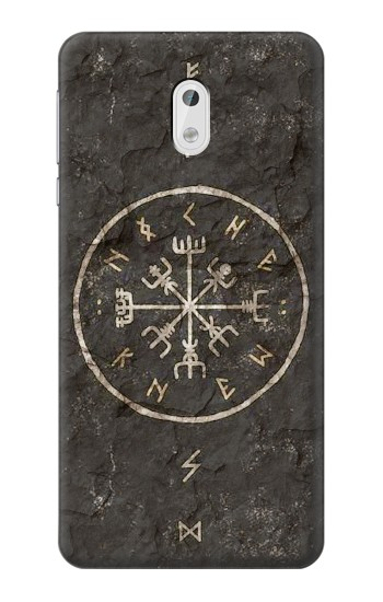 Printed Norse Ancient Viking Symbol HTC Desire 500 Case