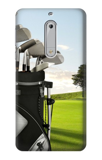 Printed Golf HTC Desire 510 Case
