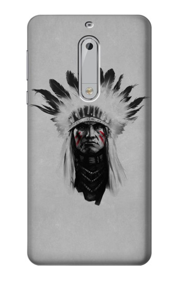 Printed Indian Chief HTC Desire 510 Case