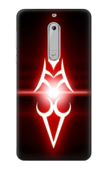 Printed Fate Stay Night Saber Command Spells HTC Desire 510 Case
