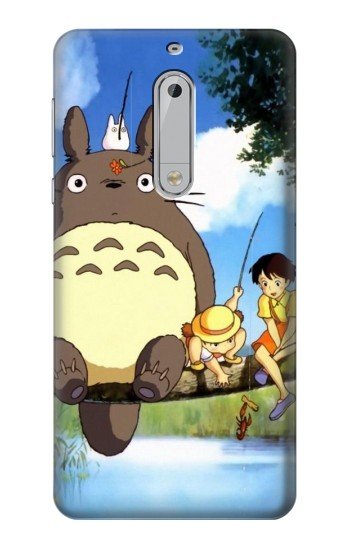 Printed Totoro and Friends HTC Desire 510 Case