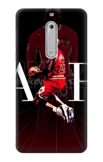 Printed Basketball Air Jordan HTC Desire 510 Case