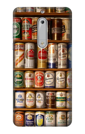 Printed Beer Cans Collection HTC Desire 510 Case