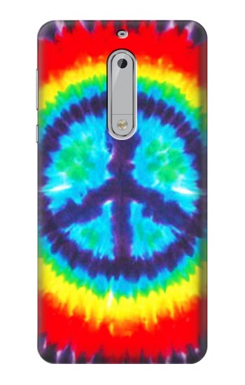 Printed Tie Dye Peace HTC Desire 510 Case