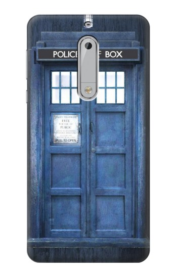 Printed Doctor Who Tardis HTC Desire 510 Case