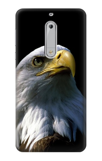Printed Bald Eagle HTC Desire 510 Case