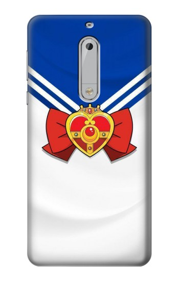 Printed Sailor Moon Brooch and Bow HTC Desire 510 Case