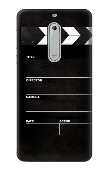 Printed Director Clapboard HTC Desire 510 Case