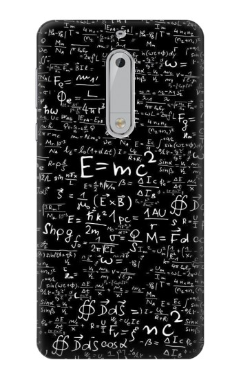 Printed Mathematics Physics Blackboard Equation HTC Desire 510 Case