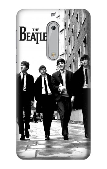 Printed The Beatles in London HTC Desire 510 Case