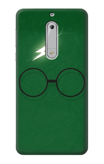 Printed Harry Potter Minimalist HTC Desire 510 Case