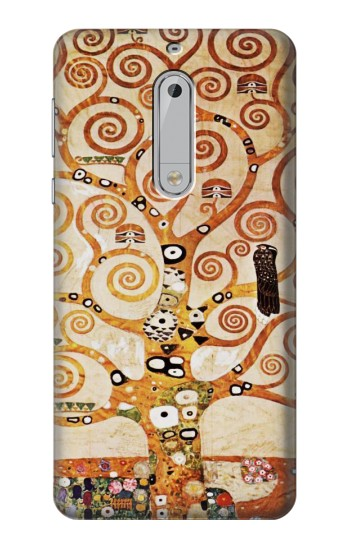 Printed The Tree of Life Gustav Klimt HTC Desire 510 Case