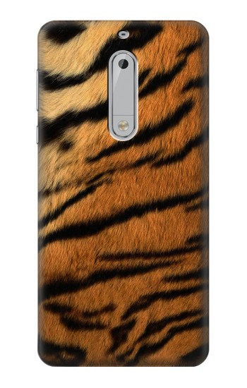 Printed Tiger Stripes Texture HTC Desire 510 Case