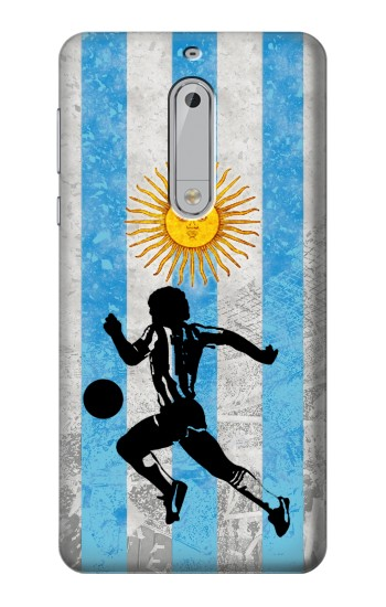 Printed Argentina Football Flag HTC Desire 510 Case