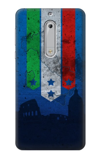 Printed Italy Football Flag HTC Desire 510 Case
