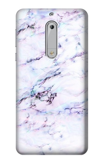 Printed Seamless Pink Marble HTC Desire 510 Case