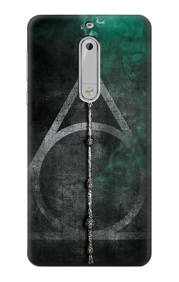 Printed Harry Potter Magic Wand HTC Desire 510 Case