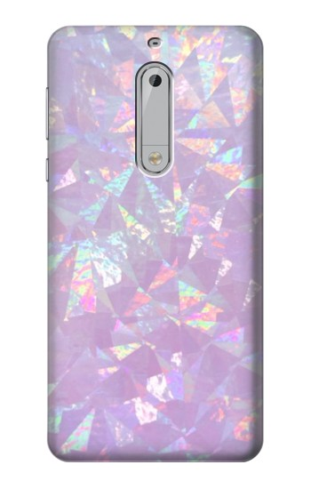 Printed Iridescent Holographic Photo Printed HTC Desire 510 Case