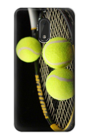 Printed Tennis Nokia Lumia 1320 Case