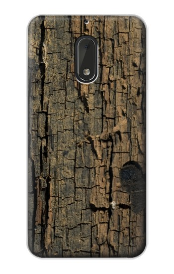 Printed Wood Nokia Lumia 1320 Case