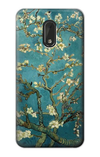 Printed Blossoming Almond Tree Van Gogh Nokia Lumia 1320 Case