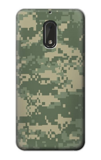 Printed Digital Camo Camouflage Graphic Printed Nokia Lumia 1320 Case