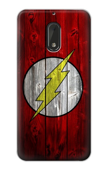 Printed Thunder Speed Flash Minimalist Nokia Lumia 1320 Case
