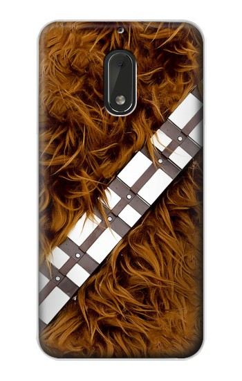 Printed Chewbacca Nokia Lumia 1320 Case