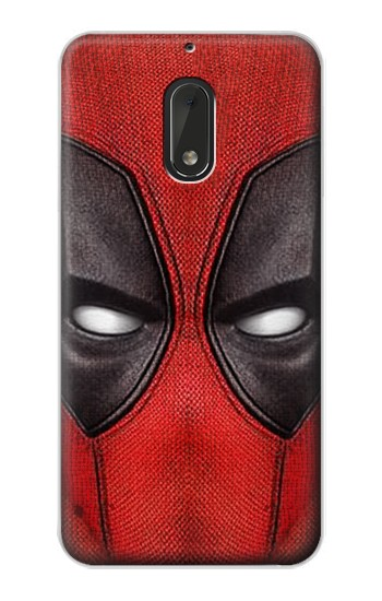 Printed Deadpool Mask Nokia Lumia 1320 Case