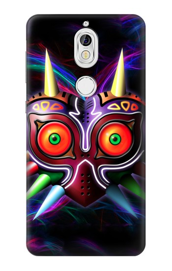Printed The Legend of Zelda Majora Mask Nokia 7 Case