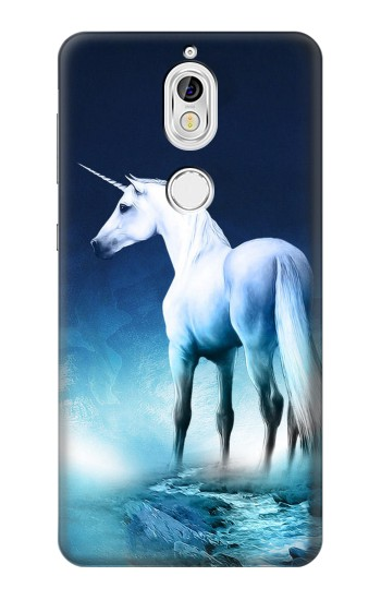 Printed Unicorn Horse Nokia 7 Case