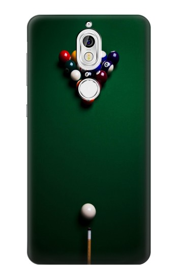 Printed Billiard Pool Nokia 7 Case