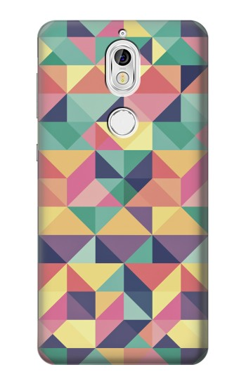 Printed Variation Pattern Nokia 7 Case