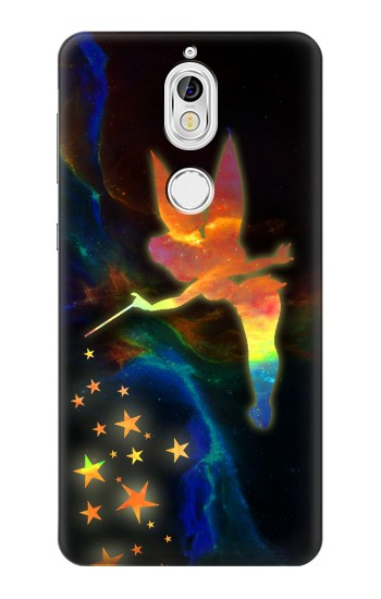 Printed Tinkerbell Magic Sparkle Nokia 7 Case