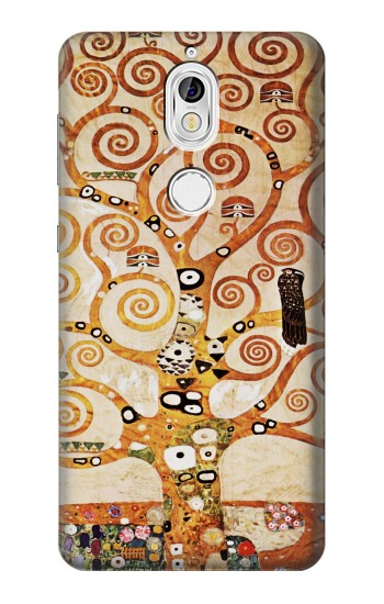 Printed The Tree of Life Gustav Klimt Nokia 7 Case
