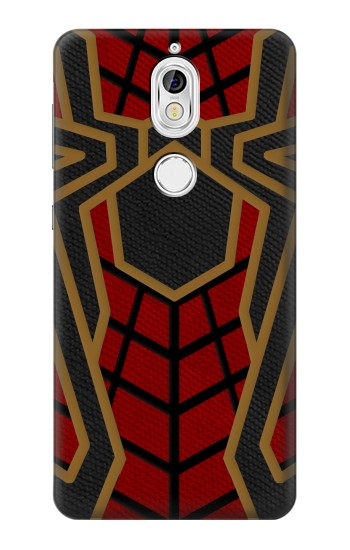 Printed Spiderman Inspired Costume Nokia 7 Case