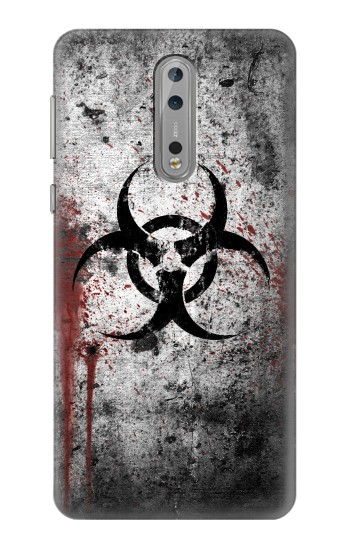 Printed Biohazards Biological Hazard Nokia Lumia 1520 Case