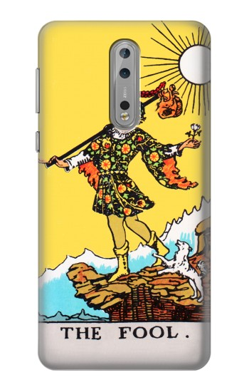 Printed Tarot Card The Fool Nokia Lumia 1520 Case