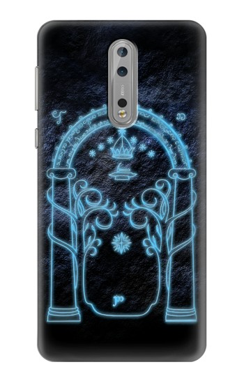 Printed Lord of The Rings Mines of Moria Gate Nokia Lumia 1520 Case