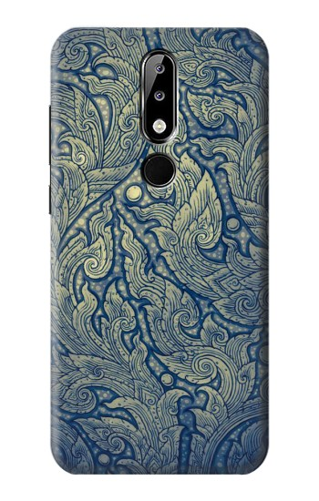 Printed Thai Art Nokia 5.1 Plus (Nokia X5) Case