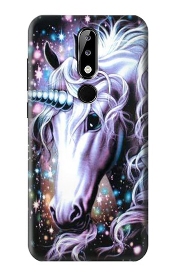 Printed Unicorn Horse Nokia 5.1 Plus (Nokia X5) Case