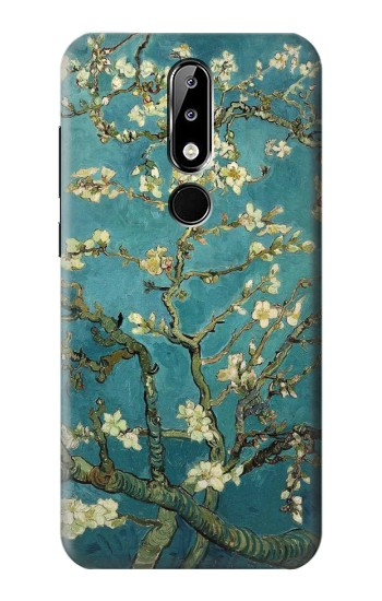 Printed Blossoming Almond Tree Van Gogh Nokia 5.1 Plus (Nokia X5) Case