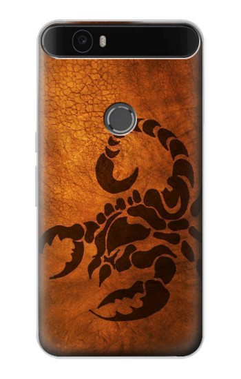 Printed Scorpion Tattoo Huawei Nexus 6P Case