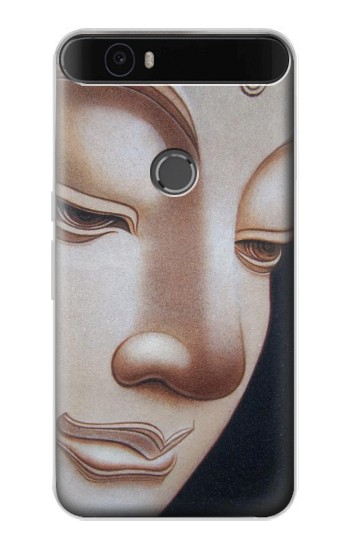 Printed Buddha Face Huawei Nexus 6P Case