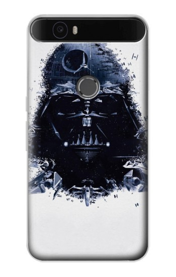 Printed Darth Vader Huawei Nexus 6P Case