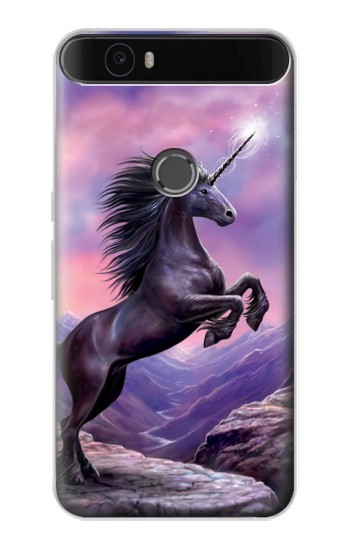 Printed Unicorn Fantasy Horse Huawei Nexus 6P Case