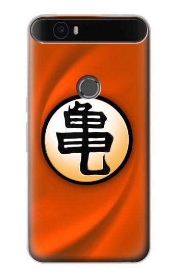 Printed Dragon Ball Son Goku Kame Turtle Uniform Huawei Nexus 6P Case